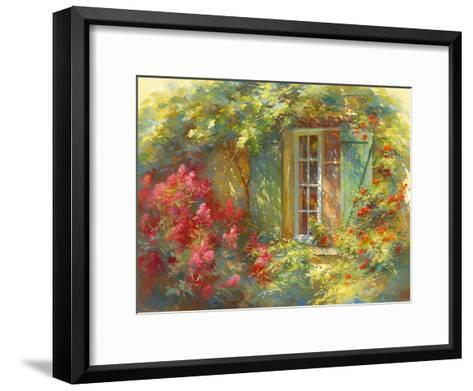 Charme Provençale-Johan Messely-Framed Art Print