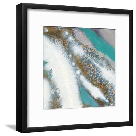 Blue Marble B-Jay Zinn-Framed Art Print