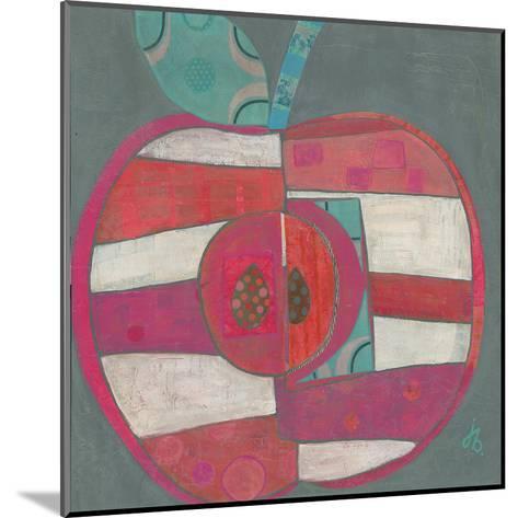 Apple-Julie Beyer-Mounted Art Print