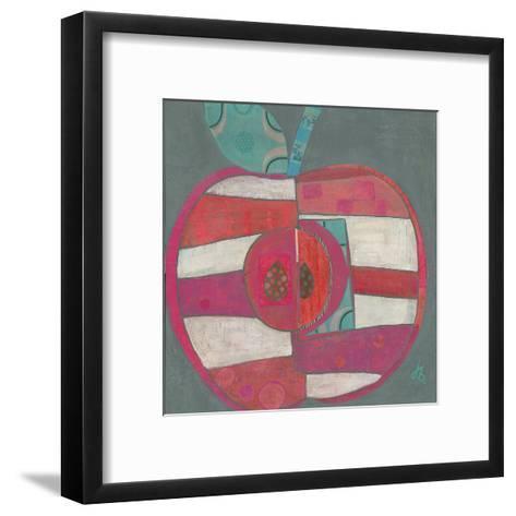 Apple-Julie Beyer-Framed Art Print