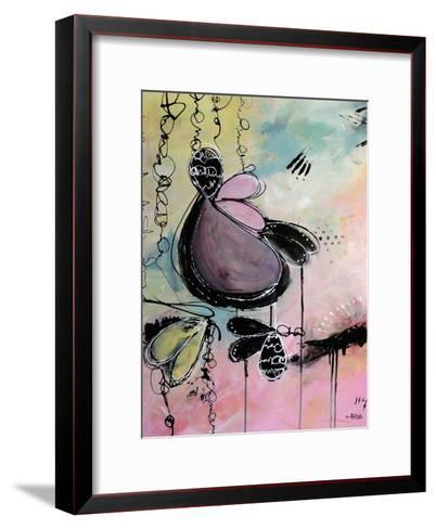 Baby Motus-Annie Rodrigue-Framed Art Print