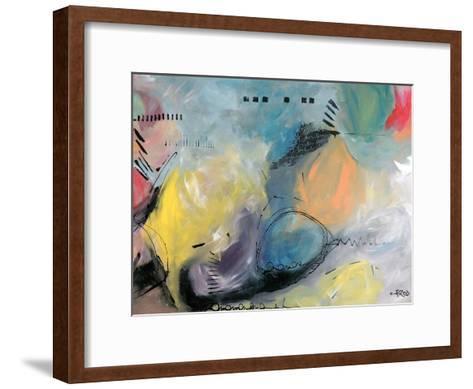 Balloune Er Collour-Annie Rodrigue-Framed Art Print