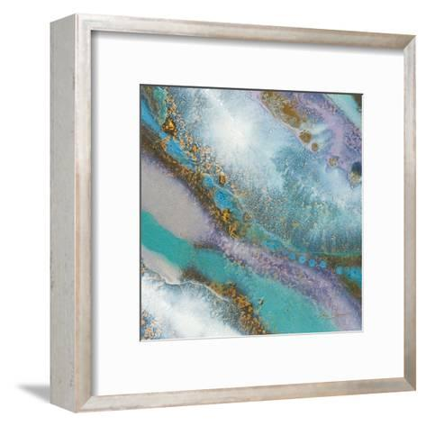 Blue Marble C-Jay Zinn-Framed Art Print