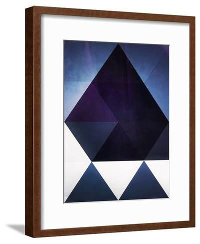 Blykk Jwwl-Spires-Framed Art Print