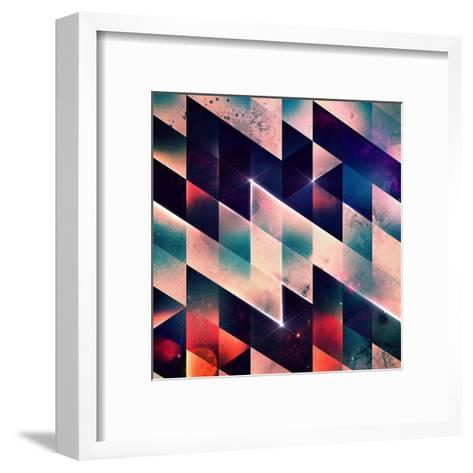 Brykyng Brykyn-Spires-Framed Art Print