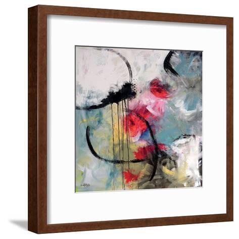 Crazy I-Annie Rodrigue-Framed Art Print