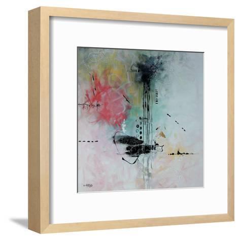 Crazy Ii-Annie Rodrigue-Framed Art Print