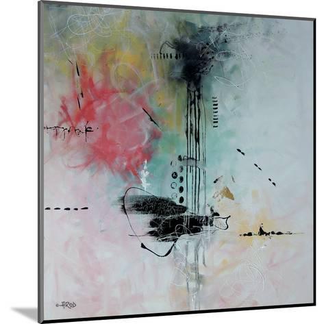 Crazy Ii-Annie Rodrigue-Mounted Art Print