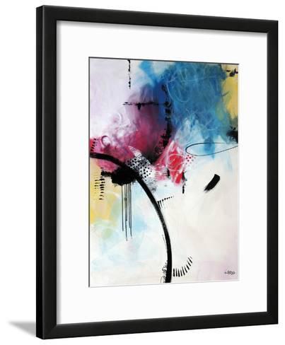 Crazy 11-Annie Rodrigue-Framed Art Print
