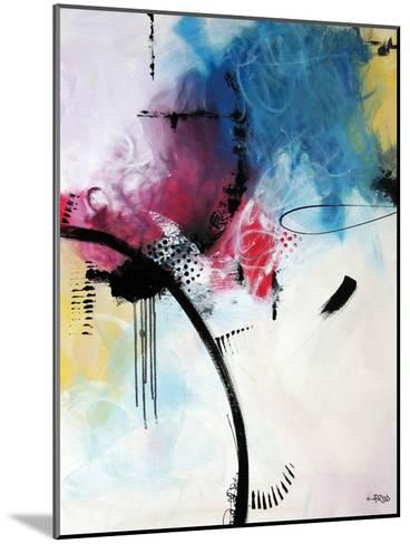 Crazy 11-Annie Rodrigue-Mounted Art Print