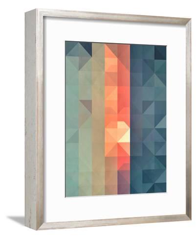 Dywnyng Ynww-Spires-Framed Art Print