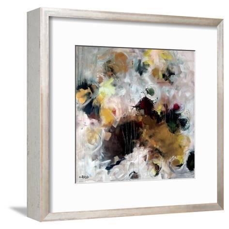 Eruptus, Cactus Et Ananas-Annie Rodrigue-Framed Art Print