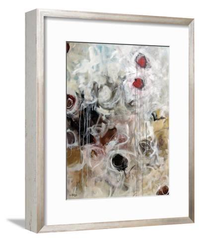 Eruptus 1.2-Annie Rodrigue-Framed Art Print