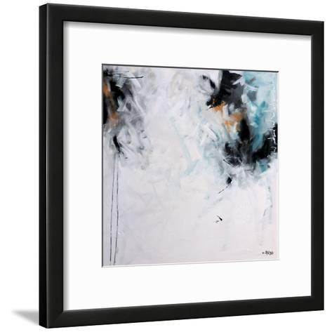 Eruptus 2.2-Annie Rodrigue-Framed Art Print