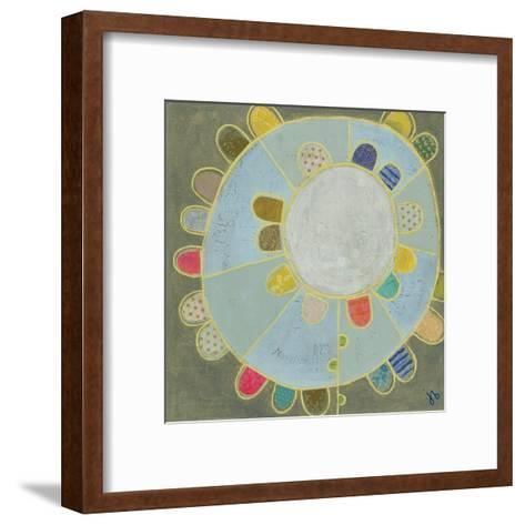 Flower Inside A Flower Ii-Julie Beyer-Framed Art Print