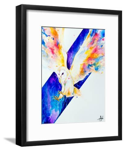 Hector (c) Marc Allante-Marc Allante-Framed Art Print