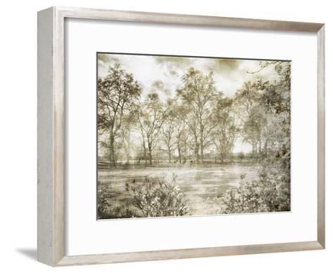 Hyde Park Ii-Golie Miamee-Framed Art Print