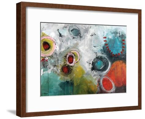 Mordicus Et Cellules Souches-Annie Rodrigue-Framed Art Print