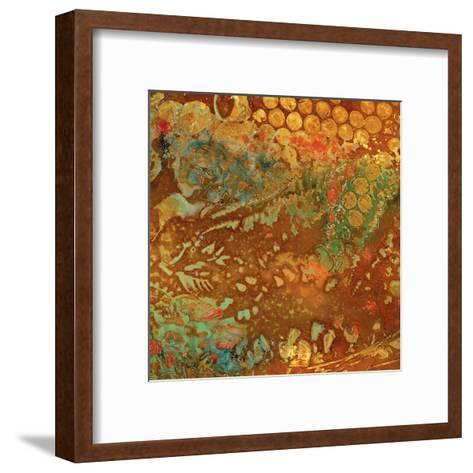 Midori - C-Jay Zinn-Framed Art Print