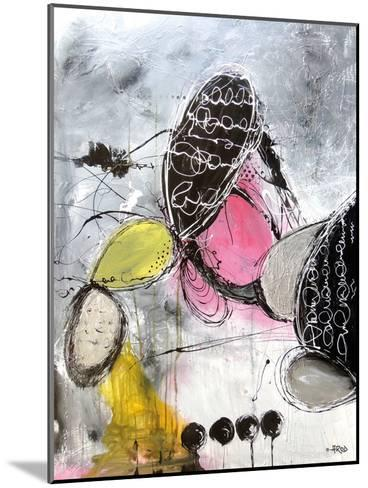 Motus 1-Annie Rodrigue-Mounted Art Print