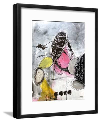 Motus 1-Annie Rodrigue-Framed Art Print