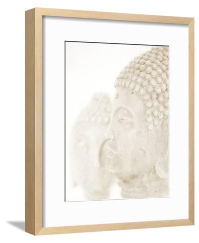 Mitreya Buddhas-Golie Miamee-Framed Art Print