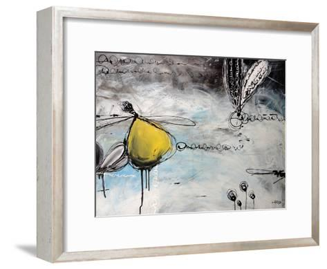 Motus 22-Annie Rodrigue-Framed Art Print