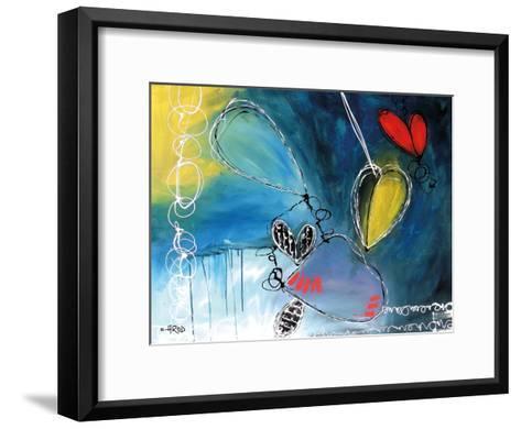 Motus 4-Annie Rodrigue-Framed Art Print