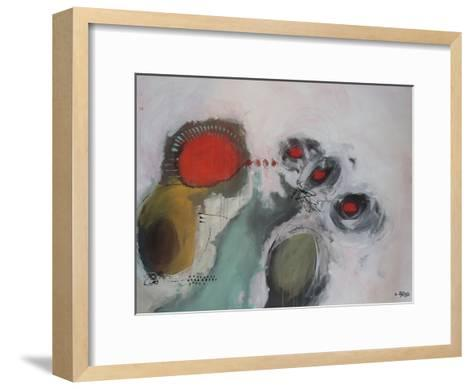 Mordicus 1.1-Annie Rodrigue-Framed Art Print