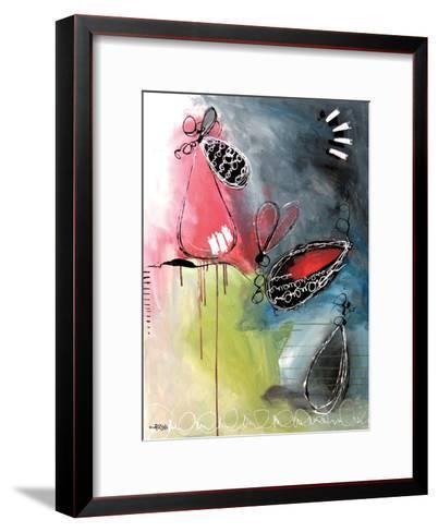 Motus 5-Annie Rodrigue-Framed Art Print