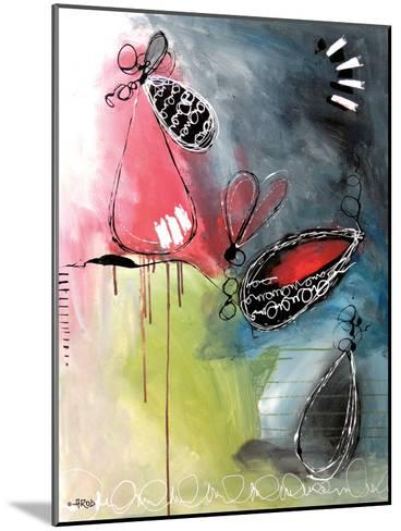 Motus 5-Annie Rodrigue-Mounted Art Print