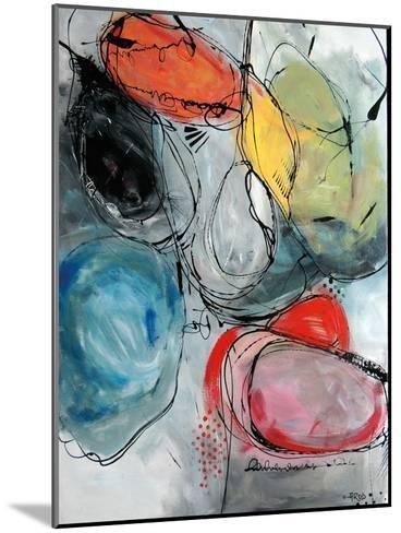 Motus Et Gomme Balloune-Annie Rodrigue-Mounted Art Print