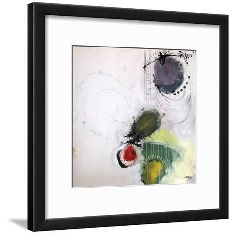 Mordicus Des Petites Baies-Annie Rodrigue-Framed Art Print
