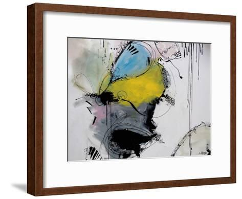 Motus 7.2-Annie Rodrigue-Framed Art Print