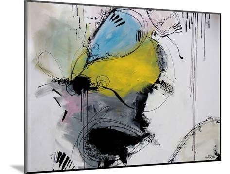 Motus 7.2-Annie Rodrigue-Mounted Art Print