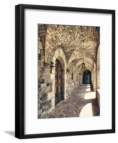 Napa Valley-Golie Miamee-Framed Art Print