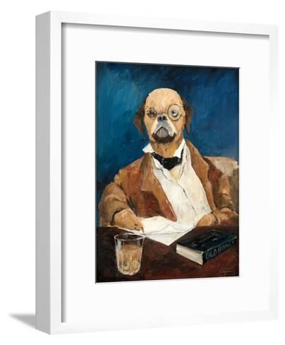 Nathaniel Howlthorn-Wild Apple Portfolio-Framed Art Print