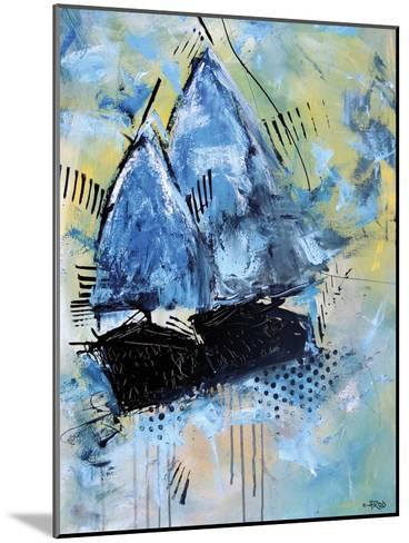 Navy 2832-Annie Rodrigue-Mounted Art Print