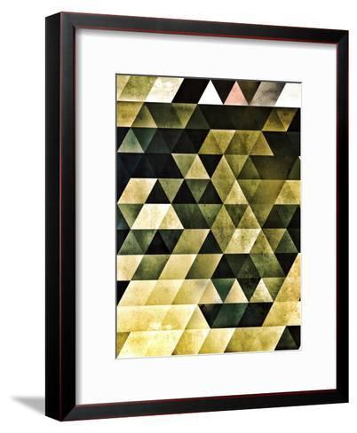 Nylls Of Gyydyn-Spires-Framed Art Print