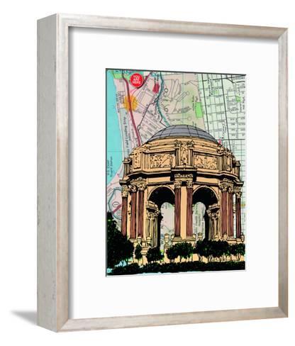 Palace Of Fine Arts--Framed Art Print