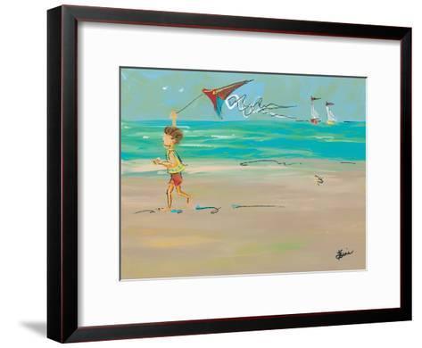 Ocean Breeze-Terri Einer-Framed Art Print