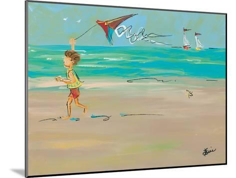Ocean Breeze-Terri Einer-Mounted Art Print