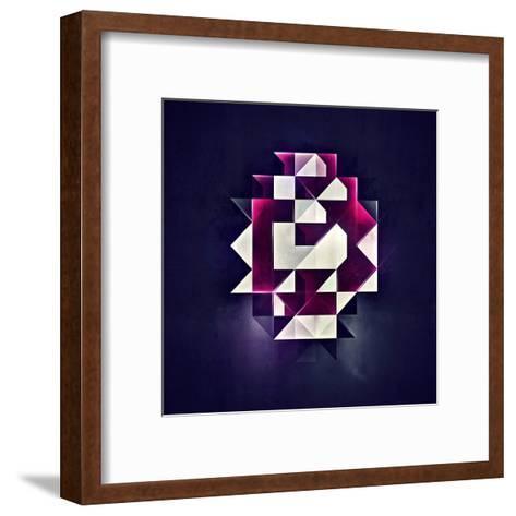 Ryby Pyndynt-Spires-Framed Art Print