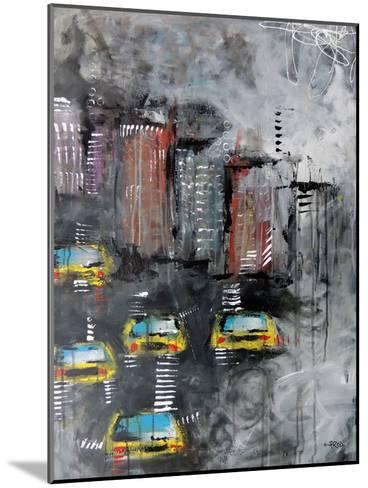 Urbanit 3464-Annie Rodrigue-Mounted Art Print