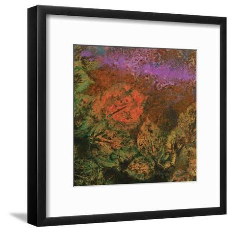 The Glades B-Jay Zinn-Framed Art Print