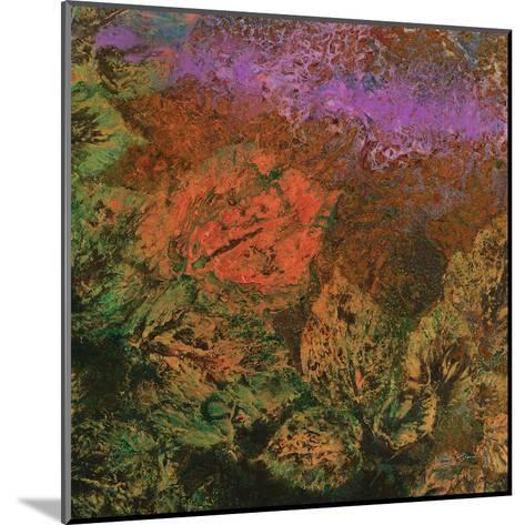 The Glades B-Jay Zinn-Mounted Art Print
