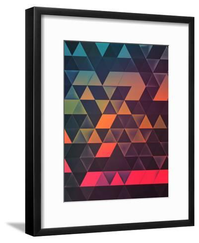 Ydgg-Spires-Framed Art Print