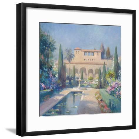 Grandeur Reflected-Michael Alford-Framed Art Print