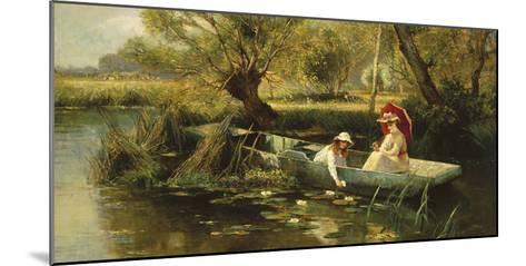 On The Thames-Ernest C^ Walbourn-Mounted Giclee Print