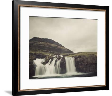 Selfoss-Irene Suchocki-Framed Art Print